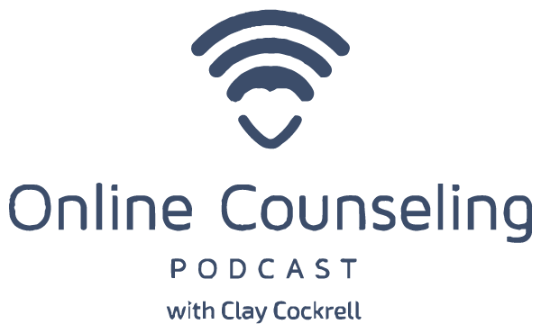 Online Counseling Podcast Logo