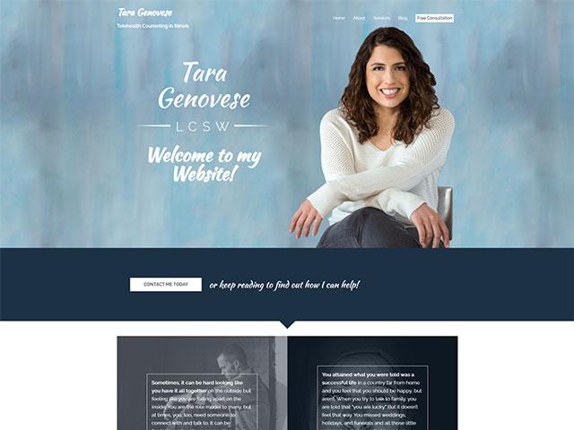 Tara Genovese - Premium Site by iTherapy