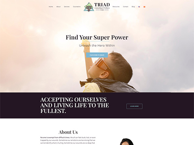 Triad Counseling & Wellness Corp. - Premium Site by iTherapy